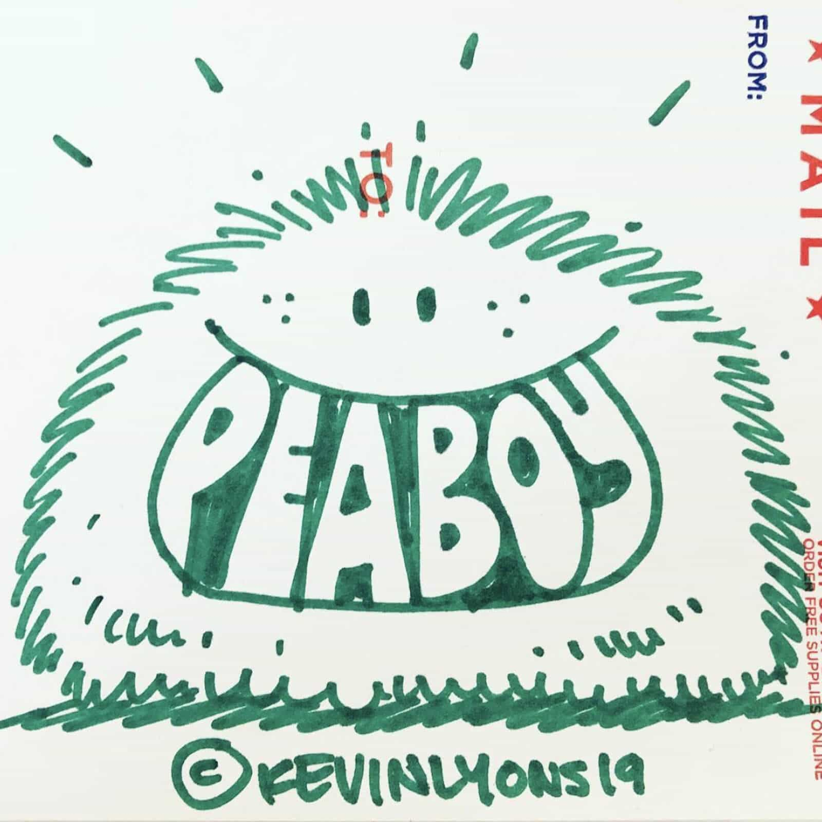 Peaboy by Kevin Lyons